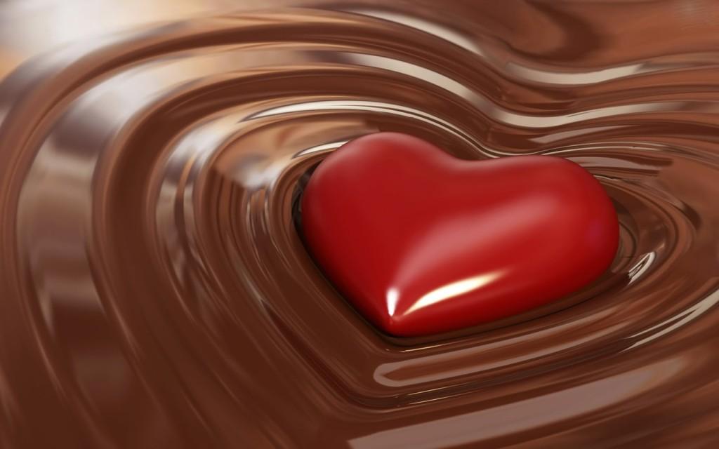 best chocolate day shayari with wallpaper