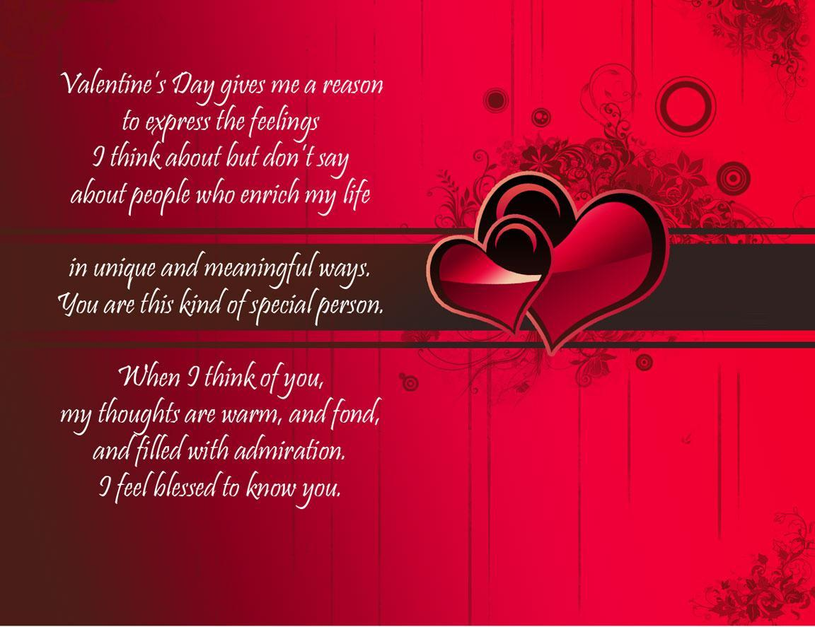 Valentines Day Quotes For Him Best Valentine Day Shayari  Internet