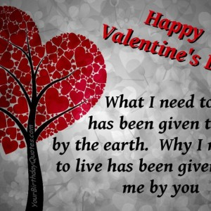 Best Valentine Day Shayari wallpaper