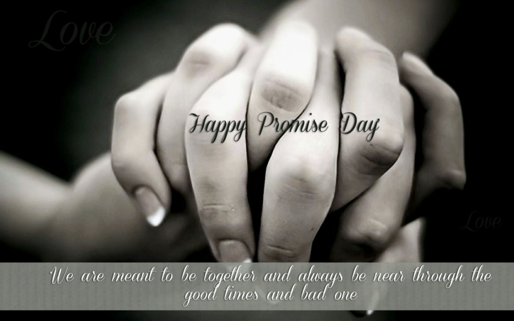 best promise day shayari